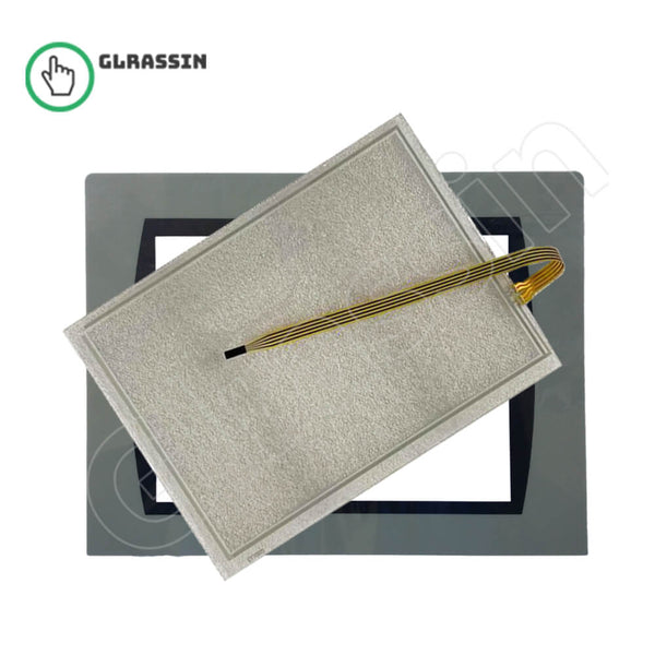 Touch Screen for Panelview Component 2711C-T10C Replacement - Glrassin