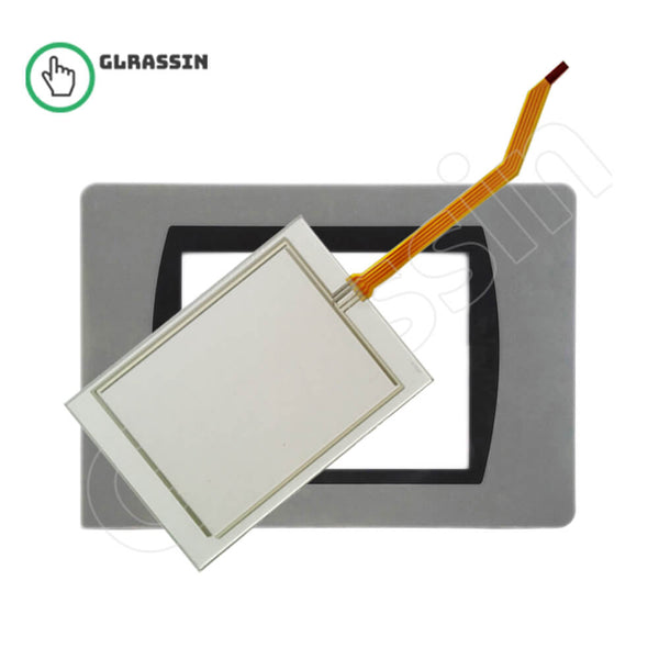 Touch Screen for Panelview Component 2711C-T6T Replacement - Glrassin
