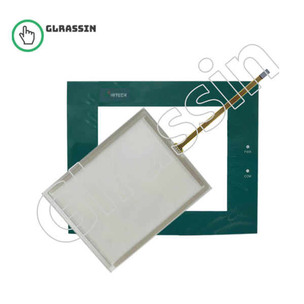 Touch Screen for Beijer HITECH-PWS1711 Replacement - Glrassin