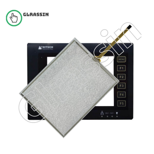 Touch Screen for Beijer HITECH-PWS6600 Replacement - Glrassin