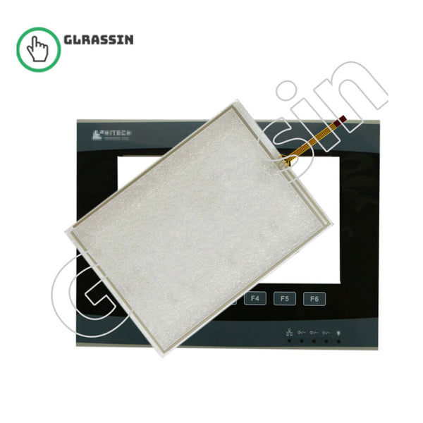 Touch Screen for Beijer HITECH-PWS6700 Replacement - Glrassin