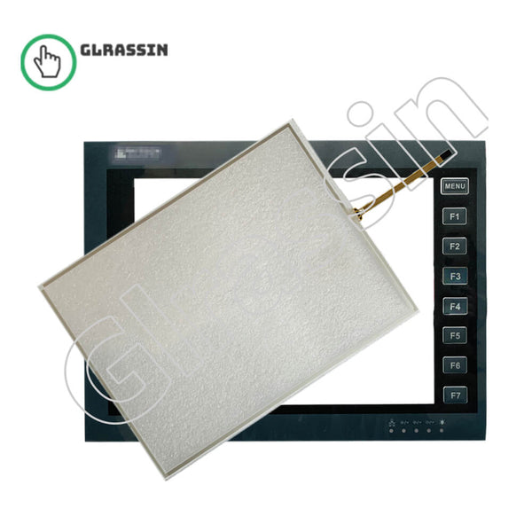 Touch Screen for Beijer HITECH-PWS6A00 Replacement - Glrassin