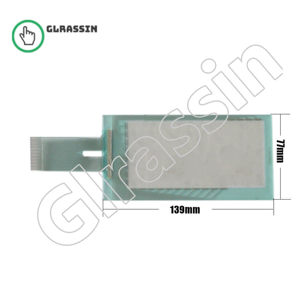 Touch Screen for Beijer HITECH-PWS700 Replacement - Glrassin