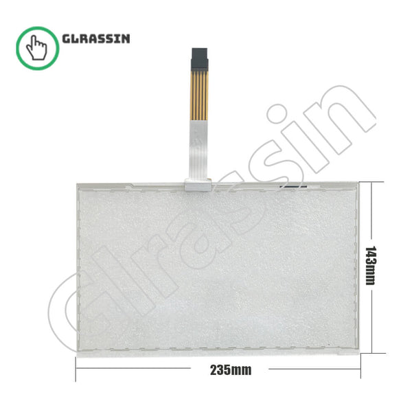 HIGGSTEC T101S-5RB001N-0A18R0-150FH Touch Panel Replacement