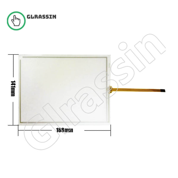 Touch Screen 8.4 INCH for DMC TP-3174S2 Replacement - Glrassin