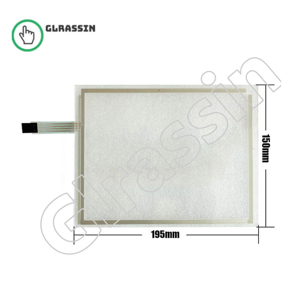 Touch Screen for ESA Automation HMI VT580W Replacement - Glrassin