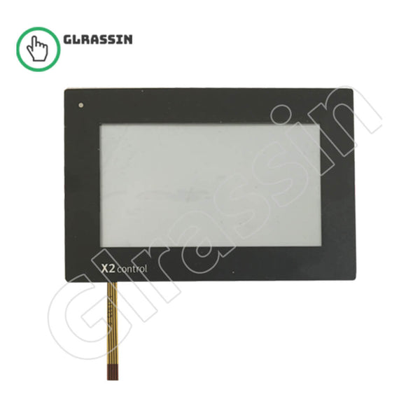 Touch Screen for Beijer HMI X2 pro 4 630000105 Replacement - Glrassin