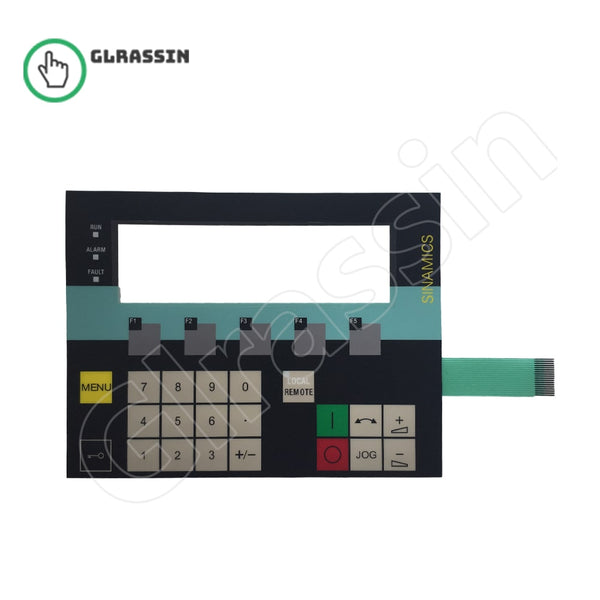Membrane Keyboard for Siemens HMI AOP30 Operator Panel - Glrassin