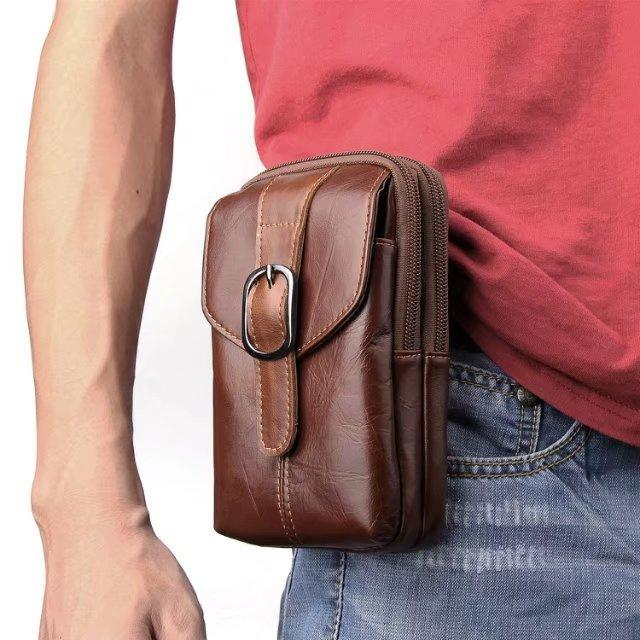 6.3 Inch Outdoor Mobile Phone Bag Waist Bag