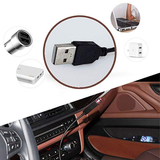 Plug and Play-Car and Home Ceiling Romantic USB Night Light!