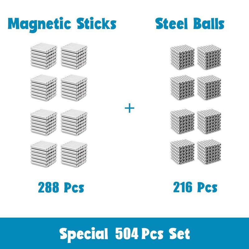 Moza Magical Sticks and Balls