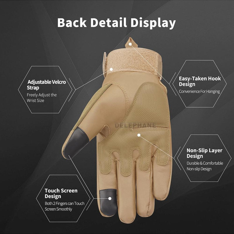 HIGH QUALITY TACTICAL GLOVES-TheBear™