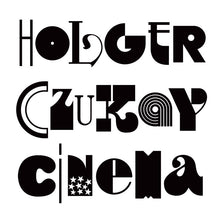 Load image into Gallery viewer, Holger Czukay ‎– Cinema - Box set