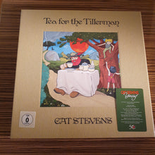 Load image into Gallery viewer, Cat Stevens ‎– Tea For The Tillerman - Box Set