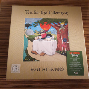 Cat Stevens ‎– Tea For The Tillerman - Box Set