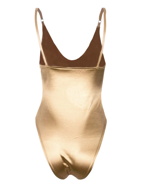 Gold Baby Love Bodysuit