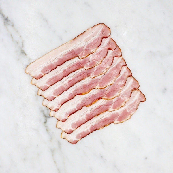 Bacon Rindless Streaky - 1kg Original Packaging from Manufacturer Vics Meat