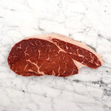 Beef Rump Full Face Steak Black Onyx Rangers Valley Cryo Vac Vic's Meat