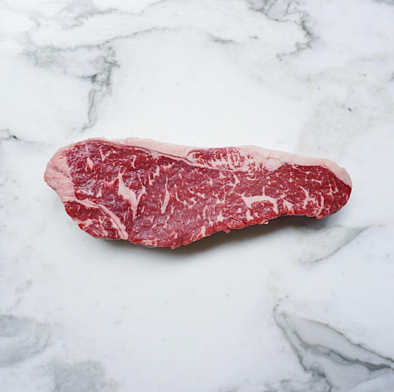 Beef Sirloin Steak Black Onyx Rangers Valley (2x pieces by 250g approx 500-560g) Vic's Meat