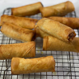 Blackmore Fullblood Wagyu Handmade Cheeseburger Spring Rolls - 10 Pack Original Packaging from Manufacturer Vic's Meat