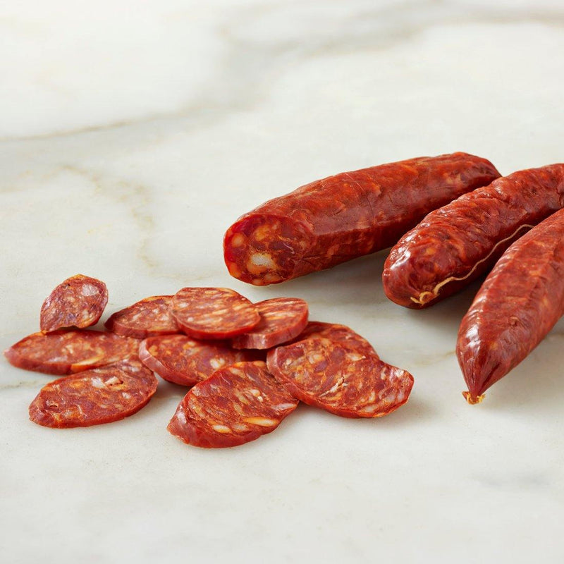 Chorizo Air Dried Kurobuta Berkshire (4x pieces approx. 550-650g) Vic's Meat