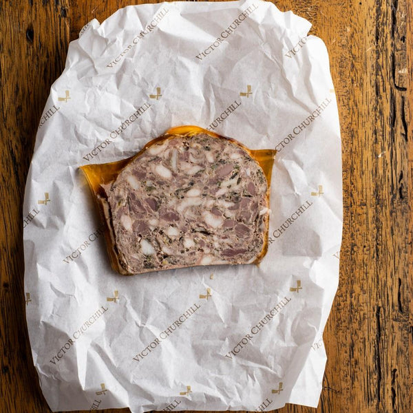 Duck & Orange Terrine by Victor Churchill - 200g Vic's Meat