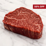 Fullblood Wagyu Eye Fillet Whole Marble Score 9+ 2GR Producer Vic's Meat