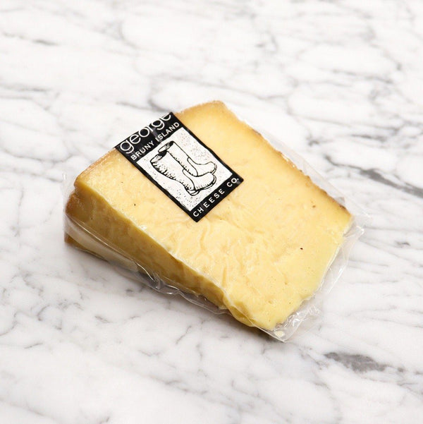 George Semi Hard Cows Milk Cheese Bruny Island Cheese Co. - 200g Vic's Meat