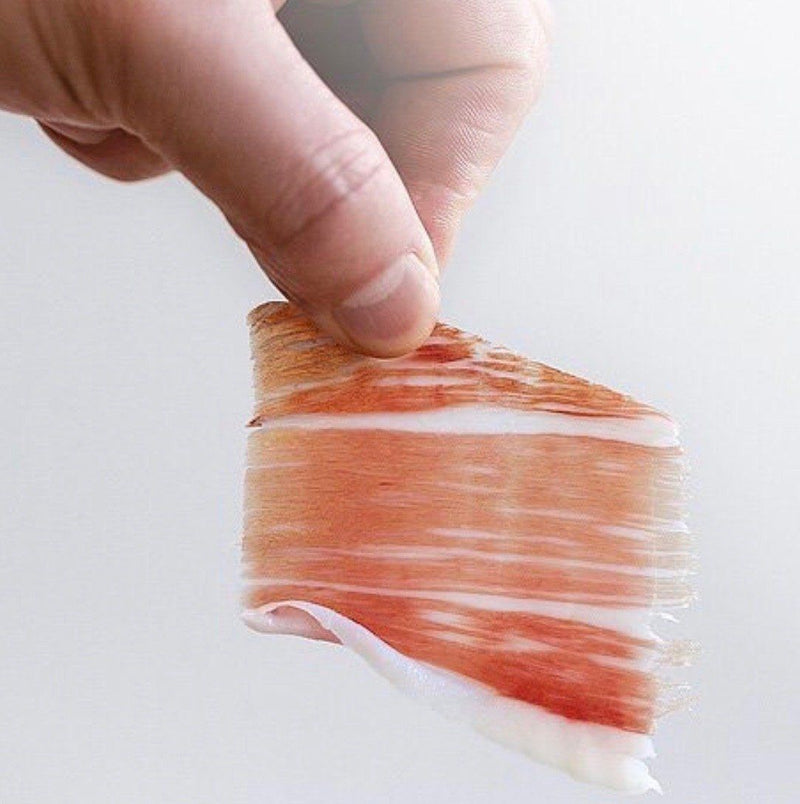 Iberico de Bellota Jamon - 80g Sliced Original Packaging from Manufacturer Vics Meat