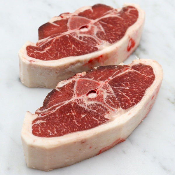 Lamb Barnsley Chop Free Range Dry Aged - 300g 2 x Pieces Vic's Meat