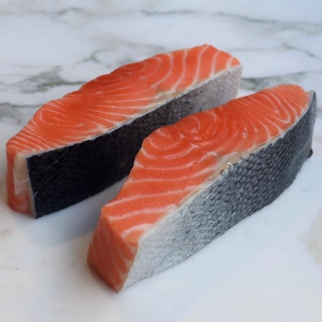 Ora King Salmon 200g x 2 Pieces Vic's Meat