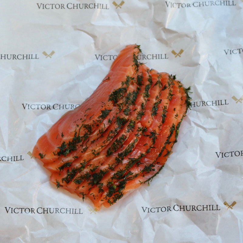 Salmon Gravlax by Victor Churchill - 300g Vic's Meat