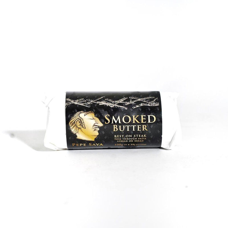 Smoked Butter by Pepe Saya 25g x 4 Pieces Vic's Meat