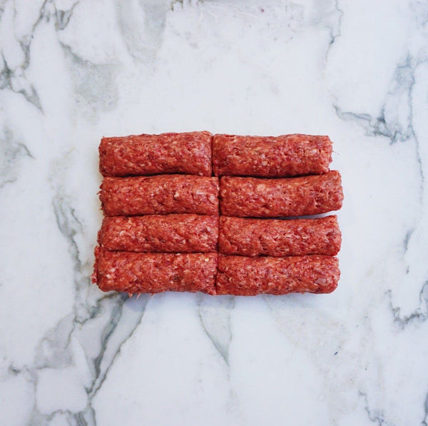 Wagyu Beef Cevapi (8 pieces approx. 500-600g) Vics Meat