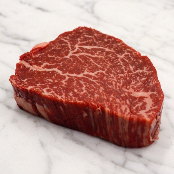 Wagyu Blackmore Fullblood Centre Cut Eye Fillet Steak Marble Score 9+ - 200g 1 Piece Vic's Meat