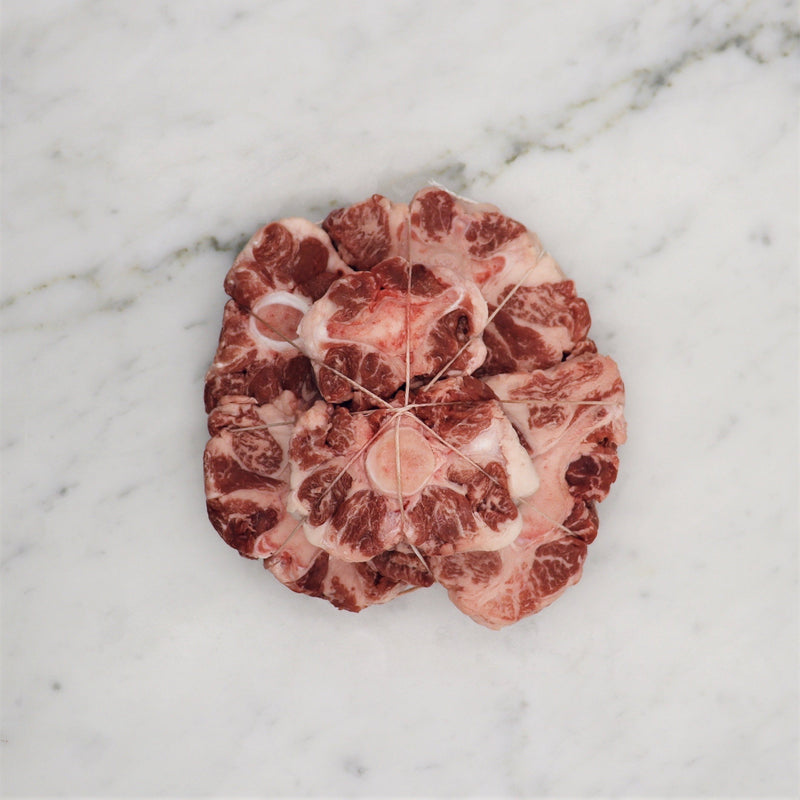 Wagyu Blackmore Fullblood Tail Segmented Marble Score 9+ - 1 kg Vic's Meat