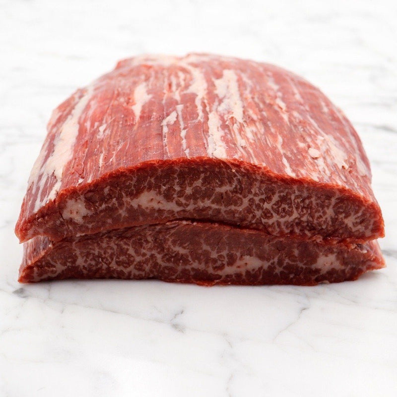Wagyu Flank Steak Whole Marble Score 7+ Rangers Valley Original Packaging from Manufacturer Vic's Meat