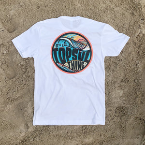 Full Color Logo Tee