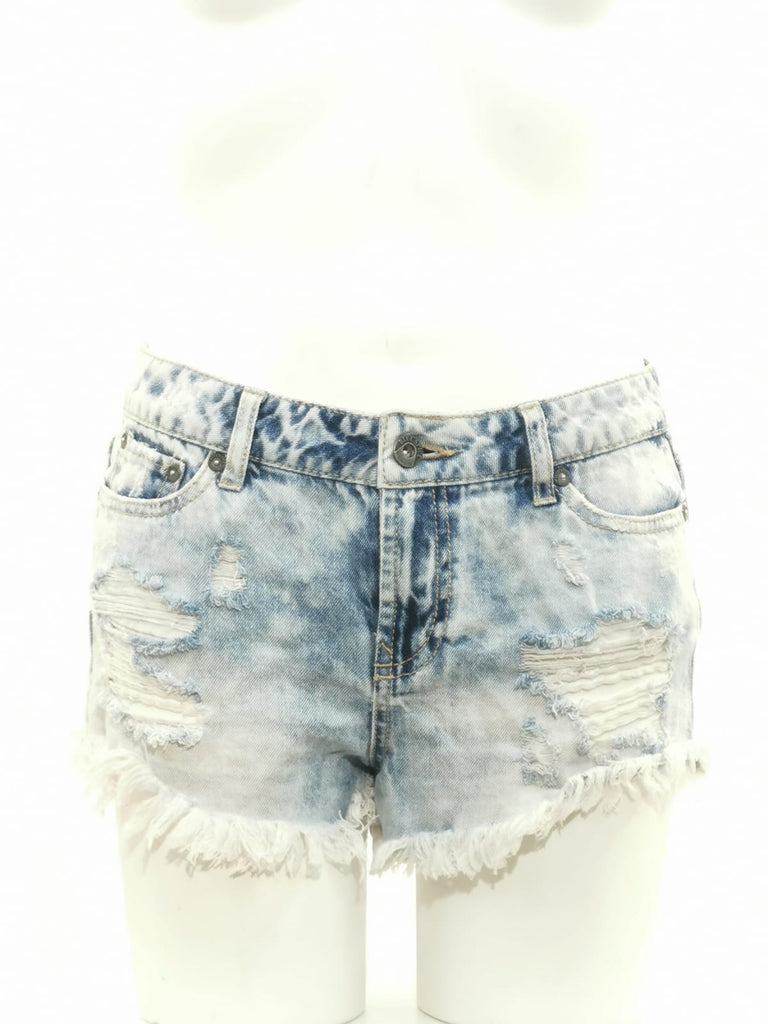 Blue Spice Shorts
