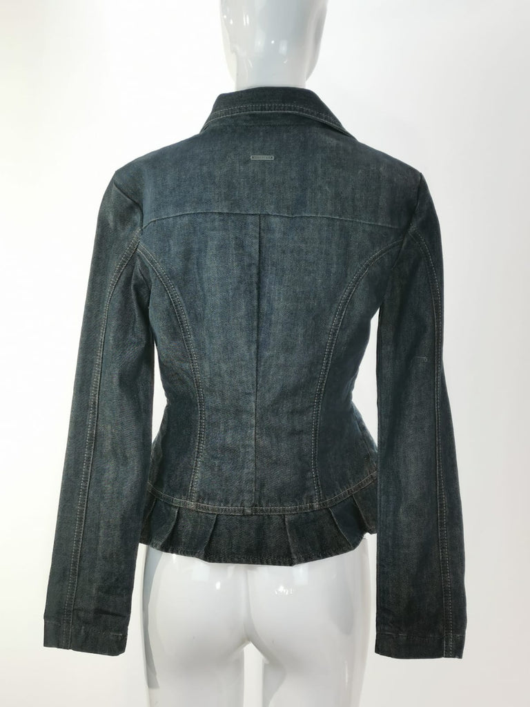 Siberian Denim Jacket