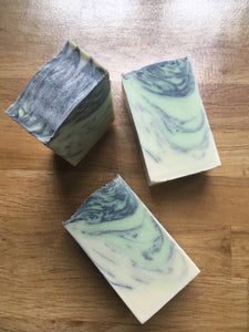 Sugar and Mint Soap