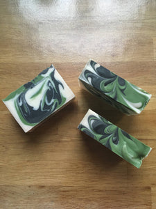 Tobacco & Bay Leaf Soap