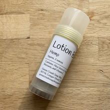 Load image into Gallery viewer, Hemp Lotion Bars
