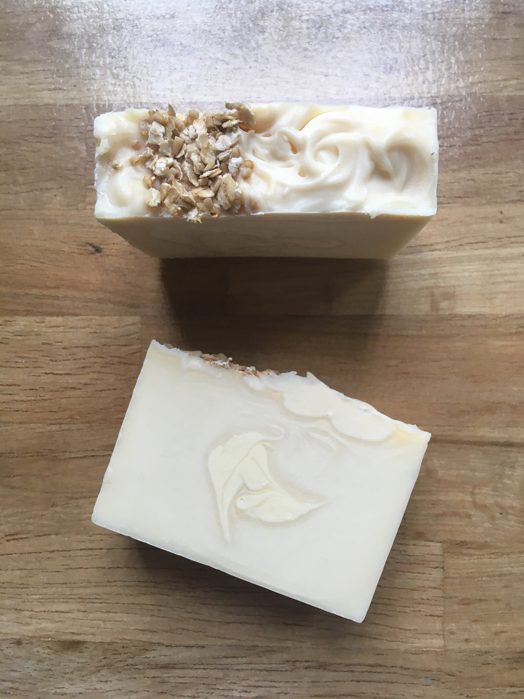 Vanilla Oat, Milk & Honey Soap