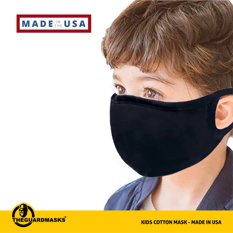 Kids Mask - Made in U.S.A  - Fast Shipping