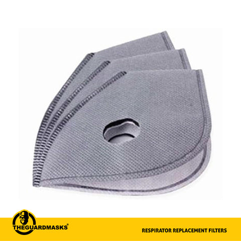 Carbon Filter for Respirator