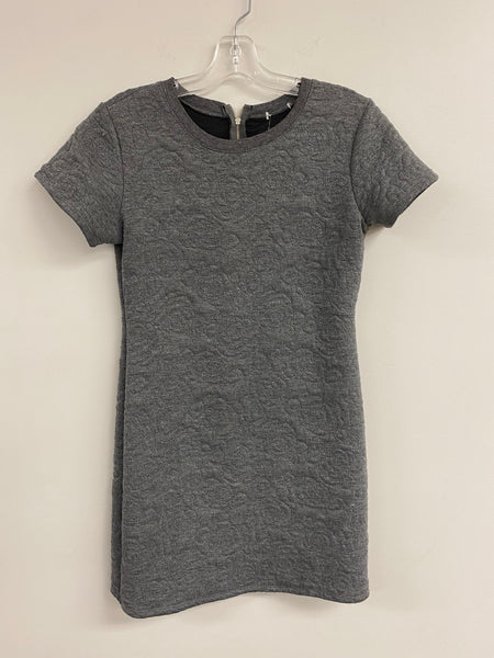 Monteau grey dress (small)