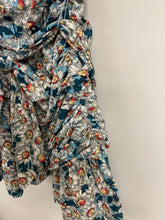 Load image into Gallery viewer, French connection floral Dress size small