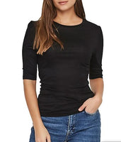 Vero Moda Mette Short-Sleeve Top (two colours)