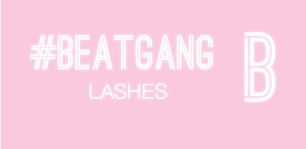 BeatGangLash Gift Card